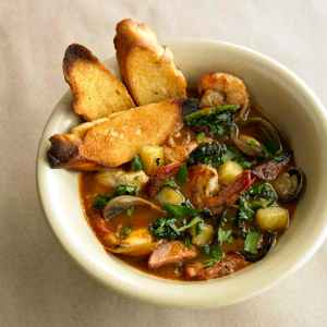 1 Portuguese Seafood Stew - Legal Harborside, First Floor
